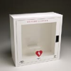 Large Metal Defibrillator Case with Alarm