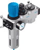 LFR-1/2-D-MAXI-KD-A Filter/Regulator/Lubricator Unit -- 186046-Image