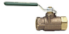 Standard Port Bronze Ball Valve -- Series B6095