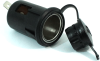 11012 Cigarette Lighter Socket with Snap-In Mount, 20A, 12V -- 11012 -- View Larger Image