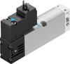 Air solenoid valve -- VSVA-B-M52-AZH-A2-5C1 -Image