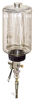 "(Formerly B1743-7X10), Electro Chain Lubricator, 1/2 gal Polycarbonate Reservoir, 1/4"" Round Brush Stainless Steel, 120V/60Hz -- B1743-064B1SR11206W -- View Larger Image"