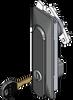 Key Locking Swinghandle -- 1150 - Image