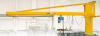 Pillar and Wall-Mounted Slewing Jibs -- KBK Modular Crane System - Image