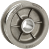R-3561 Double Flanged Steel Wheel