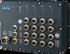 EN 50155 16-port Full Gigabit Managed Ethernet Switch -- EKI-9516-WV