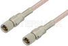 10-32 Male to 10-32 Male Cable 72 Inch Length Using RG316 Coax, RoHS -- PE36524LF-72 -- View Larger Image