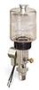 "(Formerly B1763-10X01), Single Feed Electro Lubricator, 9 oz Polycarbonate Reservoir, 3/8"" Male NPT, 120V/60Hz -- B1763-0091B1S31206W -- View Larger Image"