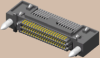 High Speed Board-to-Board SEARAY™ High Density Array Connectors -- SEAM-RA Series - Image