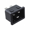 Power Entry Connectors - Inlets, Outlets, Modules -- 486-4034-ND -Image