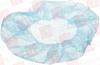 "MAJOR GLOVES & SAFETY 00-1119B-500 ( PRICE/CS BOUFFANT CAPS-POLYPROPYLENE SPUN BOND, 19"" BLUE 100X5/CS ) -Image"