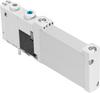 Air solenoid valve -- VUVG-B10-M52-MZT-F-1T1L-EX2C -Image