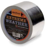 All Weather Foil Tape,48mm x 46m -- 6JD44 - Image