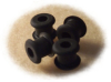 Standard Rubber Grommets -- AN931-11-16