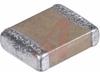 Capacitor, Ceramic;0.1uF;Chip;Case 1210;+/-10%;50V;SMD;X7R;2.5%;100000 Mohm -- 70001174 - Image
