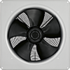 Axial AC Fans -- W3G500-GN33-01 -Image