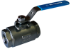 High Pressure Fire Safe Ball Valves -- HPS