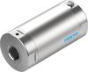 Pinch valve -- VZQA-C-M22C-6-TT-V2V4E-4 -Image