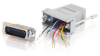 RJ45 to DB15 Male Modular Adapter -- 2601-02926-ADT