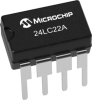 2Kb I2C Serial EEPROM for Monitor Identification -- 24LC22A -Image