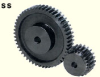 110mm PD Steel Spur Gears -- SS5-22-Image