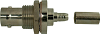 BNC Fem. Bulkhead Socket Crimp Const. -- 9231 - Image