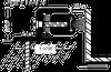 Spring Adjustable Seal - Pile - DKB -- 141PDKB