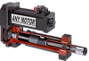 Eliminator HDL™ Heavy Duty Linear Actuators with Load Cell Option -- HDL302-06 - Image