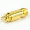 2.92mm Female (Jack to SMP Female (Jack Adapter, High Temp, 1.25 VSWR -- SM8852 - Image