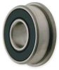 Radial Bearing,Flanged,Bore 0.2500 In -- 1ZGE6