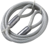 WIRE ROPE CABLE SLING -- 13150