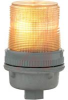 105 XBR LED, Steady/Flashing, Red, DIV 2, 120V AC -- 70016397 - Image