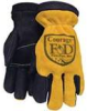 Fire Dex NFPA COURAGE Firefighter Gloves -- sf-18-999-1864