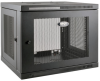 SmartRack 9U Low-Profile Switch-Depth-Plus Wall-Mount Rack Enclosure Cabinet -- SRW9UDP -- View Larger Image
