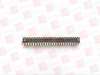 SAMTEC MLE-125-01-G-DV-A ( SOCKET, 1.0MM, SMT, 2X25 POSITION; PRODUCT RANGE:MLE SERIES; NO. OF CONTACTS:50CONTACTS; GENDER:RECEPTACLE; PITCH SPACING:1MM; CONTACT TERMINATION TYP )