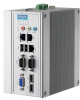 Class I, Division 2 Certified Intel® Atom™ D510 DIN-rail PC with 3 x LAN, 2 x COM, VGA, Mini-PCIe -- UNO-1172AH-A33E