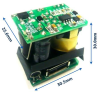 Evaluation Boards -- REF-10W ADAPTER