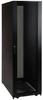 42U SmartRack Knock-Down Standard-Depth Rack Enclosure Cabinet Kit -- SR42UBKD