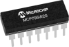 Enhanced Feature Battery-Backed SPI Real-Time Clock/Calendar -- MCP795W20 - Image