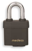Padlock.High Security,Keyed Different -- 1TJY1