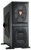 Chieftec AEGIS Case w/Mesh Side Panel - Black -- 26010