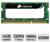 Corsair CMSA4GX3M1A1066C7 MacBook Memory Module - 4GB, PC3-8 -- CMSA4GX3M1A1066C7