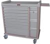 OptimAL Aluminum 294 Capacity Unit Dose Medication Box .. -- AL294BOX