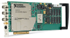 NI PCI-5114 250 MS/s, 125 MHz, 8-Bit, 2-Ch Digitizer w/8 MB/Ch -- 779745-01