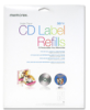 Memorex CD Label Refill -- 00412