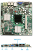 Low Power Mini-ITX Board -- WADE-8071