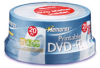 Memorex Printable DVD-R (20 Pack) -- 32024738