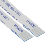 Flat Flex Ribbon Jumpers, Cables -- 732-3553-ND -Image