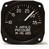 Engine Instruments / Miscellaneous IndicatorsManifold Pressure -- 6111-D.22