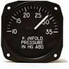 Engine Instruments / Miscellaneous IndicatorsManifold Pressure -- 6111-D.22